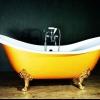 Очищення ванни за допомогою натуральних засобів