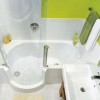 Оформлення дизайну малогабаритної ванної кімнати