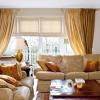 Оформлення ваших вікон: римські штори