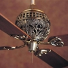 Охолоджуємо і провітрювати квартиру - стельовий вентилятор