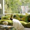Оливковий колір в інтер'єрі: можливості вигідного поєднання