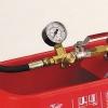 Опресовування системи опалення