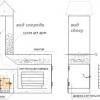 Основні правила і особливості споруди мангала з металу і з цегли