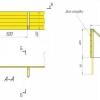 Основні види опалубки і приклад розрахунку матеріалу