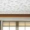 Оздоблення стелі пенопластовой плиткою