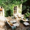 Патіо на дачі або у дворі будинку: варіанти, дизайн плюс фантазія