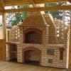 Піч барбекю: зведення фундаменту, будівництво