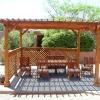 Перголи - створюємо затишний куточок для відпочинку в саду