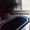 Плетені килимки в домашньому інтер'єрі