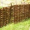 Плетений паркан - прикраса вашого будинку