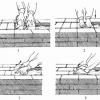 Технологія облицювання фасаду цеглою