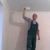 Фарбування стельової плитки - шедеври за допомогою пензлика