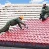 Покриття даху металочерепицею