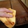 Повна реставрація тумбочки своїми руками
