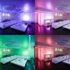Повністю міняємо дизайн квартири за рахунок зміни кольору її освітлення