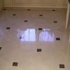 Підлоги з натурального каменю з декоративними вставками - символ стабільності і престижу