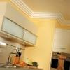 Стельовий плінтус - завершальна обробка стелі