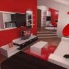 Приголомшливе дизайнерське рішення для дуже маленької квартири