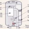 Переваги проточних водонагрівачів