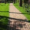 Принципи і технологія укладання бруківки на бетонну основу