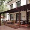 Прибудована веранда - необхідний атрибут приватного будинку