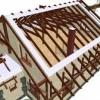 Проекти будинків з ламаним дахом - ефектно і функціонально