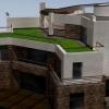 Проекти будинків з плоским дахом - сміливе рішення