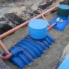 Септики з бетонних кілець для заміського будинку своїми руками