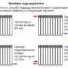 Розрахунок кількості секцій радіатора з біметалу