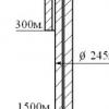 Розрахунок основних характеристик і елементів конструкції свердловини