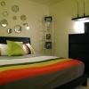 Різні варіанти інтер'єрів спальні 18 кв м