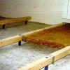 Регульовані підлоги: технологія і матеріали