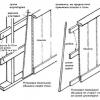 Ремонт балкона пластиковими панелями