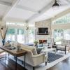 Романтичний морський стиль - проект одного заміського будинку