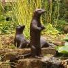 Садові скульптури в ландшафтному дизайні саду