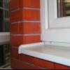 Самостійна установка відливів на вікнах