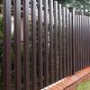 Паркан дерев'яний для будівництва паркану