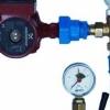 Змішувальний вузол для опалювальної системи тепла підлога