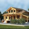 Складання схеми конструкції многоскатной даху
