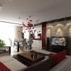 Поєднана з їдальнею вітальня: кілька варіантів вдалого дизайну