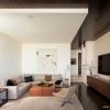 Сучасна вітальня - мікс дизайнерських ідей