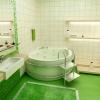 Сучасна обробка стінових панелей у ванній