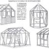 Сучасні технології виготовлення парників і теплиць для садової ділянки