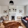 Сучасний англійський стиль в інтер'єрі заміського будинку
