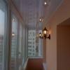 Створення освітлення на балконі