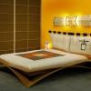 Спальня в японському стилі - ідеальне місце для відпочинку і релаксації