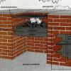 Будівництво дачного мангала з цегли своїми руками