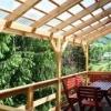 Обладнаємо місце для вечірніх посиденьок: будівництво тераси своїми руками
