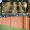 Будівництво паркану своїми руками