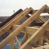 Кроквяна система двосхилого даху: види і методи збірки